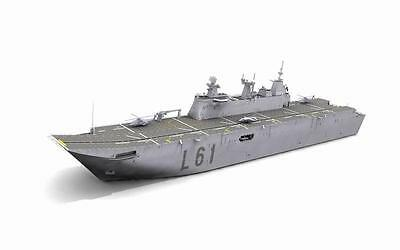 Orange Hobby N07-018 1/700 Resin Kit Spanish Navy Juan Carlos I Class