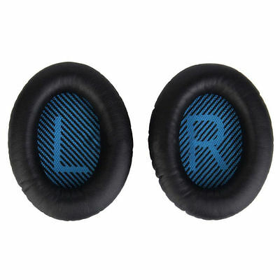 1Pair Ear Pads Replacement Cushion for Quiet Comfort QC25 QC2 AE2 Headphones