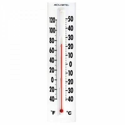 AcuRite Large 355mm Indoor Outdoor Thermometer