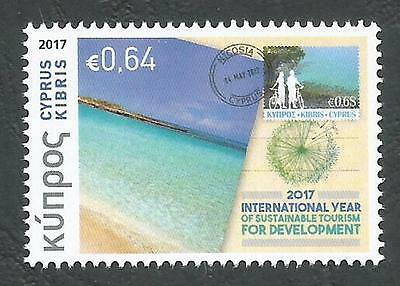 Cyprus Stamps 2017 Philately and Tourism  MINT PERFECT (MNH) New