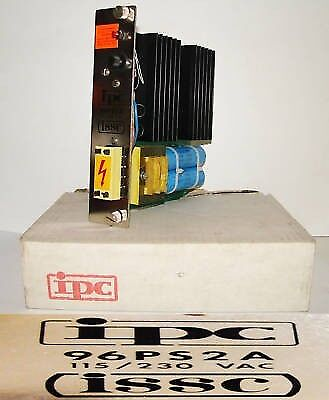 IPC issc 96PS2A 115/230VAC Power Supply -unused/OVP-