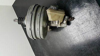 Mercedes G 400 '01 W463 Brake booster with master brake cylinder A0054303730