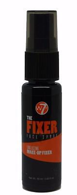 W7 Fixing Fixer Setting Spray Hydrating Face Makeup Long Lasting