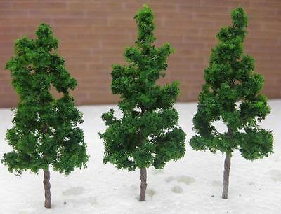 30Pcs 62-65mm N/HO GAUGE WIRE TREES SENT WITH TRACKING