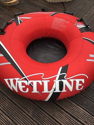 Wetline Inflatable Ring Ringo Tube Donut Speed Boat Jet ski