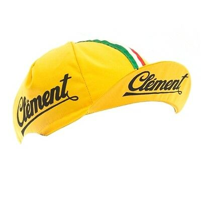 Vintage Cycling Cap -Clement design. Eroica, Fixed Gear.