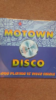 mowtown disco long playing 12in