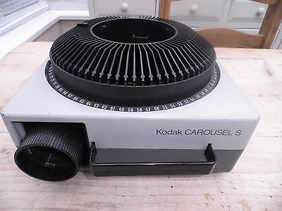 Kodak Carousel S 35mm slide projector