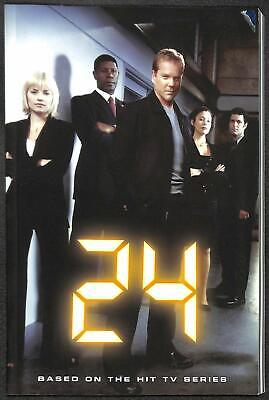 24 (GN) Based on the hit TV series