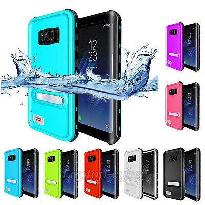 Life WaterProof Case Underwater Shockproof Cover for Samsung Galaxy S8 S8 Plus