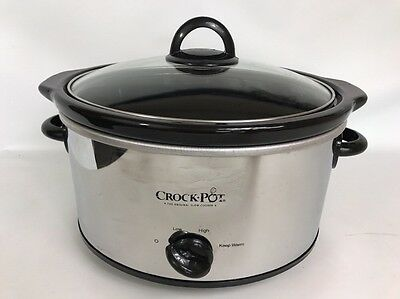 Crock Pot - The Original Slow Cooker - Tested In Good Working Order