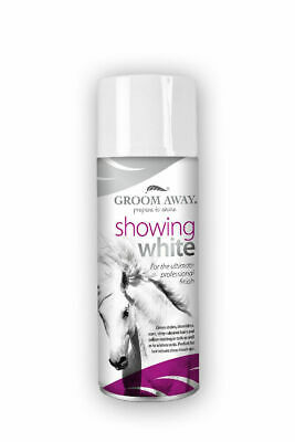 Groom Away Showing White - 400ml - Showing