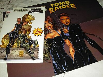 Tomb Raider Witchblade * April 1999 * mit Poster