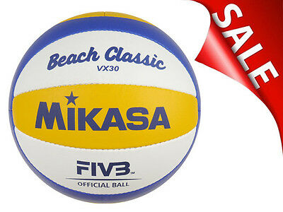 Mikasa VX30 BEACH CLASSIC Volleyball FIVB certified for professional playing