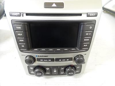Holden Commodore Radio/cd/dvd/sat/tv 6 Disc In Dash Cd Player, Non Sat Nav, Berl