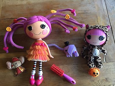 Lalaloopsy Silly Hair Peanut Big Top And Little Whiskers
