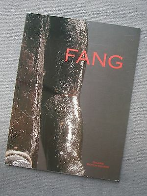 Art africain. Art tribal. FANG. Catalogue d'exposition. Galerie Ratton-Hourdé