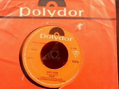 "CREAM "" WHITE ROOM "" Or.UK POLYDOR EX+ COND. IN Or. SL."