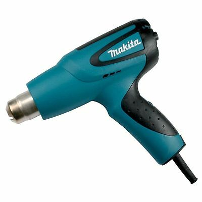 Makita HG5012K 110v Heat Gun in Hard Carry Case & Accessories - New