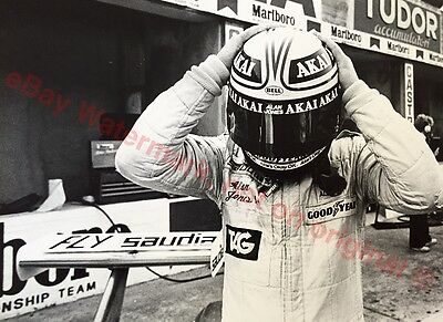 WILLIAMS,  ALAN JONES 1980 F1 GP ORIGINAL PERIOD PHOTOGRAPH - Charles Knight