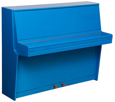Bespoke Colourful High Gloss Upright Acoustic Pianos