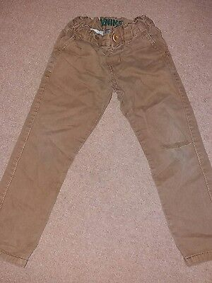 Used boys 2-3 years biege trousers
