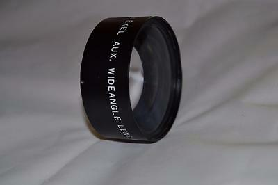 Exel Aux. Wideangle Lens Auto Focus For Canon Af35Ml - Range 6' Ft. To Infinity