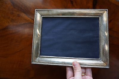 birmingham solid silver 925 photo frame