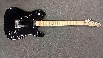 Squier Telecaster Custom electric guitar, 2007, pre owned, great condition