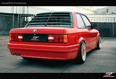 Bmw E30/ Window Louver