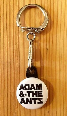 Adam And The Ants Keyring