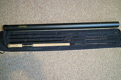 "Sage One Dh 8126-4 12Ft 6"" Double Handed Rod #8 Line. Ex Demo/display. Salmon."