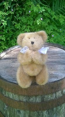"2002 Boyds Archive Collection Handmade Retired Kneeling In Prayer ""hope"" Bear"