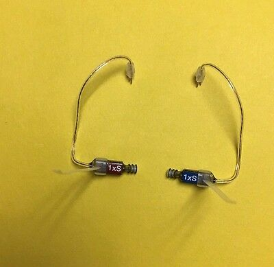 Phonak/Unitron PAIR of Receivers (left&right) Choose Your Size  --  BEST VALUE!!