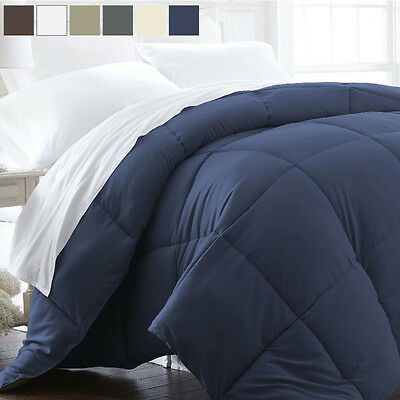Hotel Quality Goose Down Alternative Comforter - 6 Classic Colors by Simply Soft