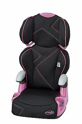 BIG KID Baby Car Seat Infant Toddler Safety Booster Chair Kids Safe Travel Pink