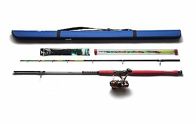 Boat Fishing Combo Vercelli Oxygen Premium Boat & Iridium - Speed Surf Ssf 65