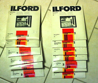 Ilford ilfospeed  12,7 x 17,8  13 PZ