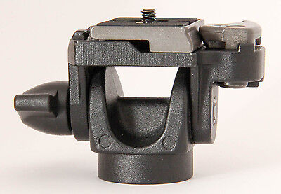 Manfrotto 234RC Tilt Head with Quick Release Plate.