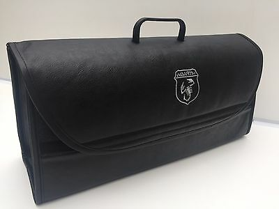 ABARTH car boot organiser storage bag will fit all models z