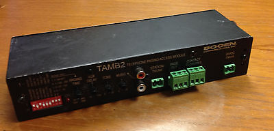 Bogen Communications TAMB2 Telephone Paging Access Module Guaranteed