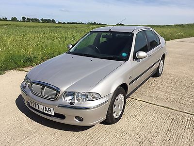 2001 (Y Registration) Rover 45 1.8 Classic 16V Saloon - Automatic!!