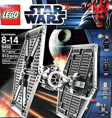 LEGO Star Wars - 9492 TIE Fighter
