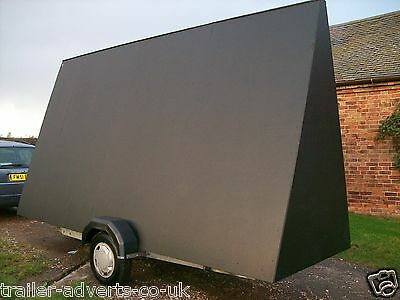 14ft x 8ft ADVERTISING TRAILER  / START THE NEW WITH A NEW BUSINESS