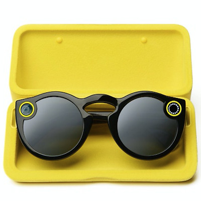 Snap Inc. Snapchat Spectacles OPEN BOX - LIGHTLY USED - 100% WORKING CONDITION