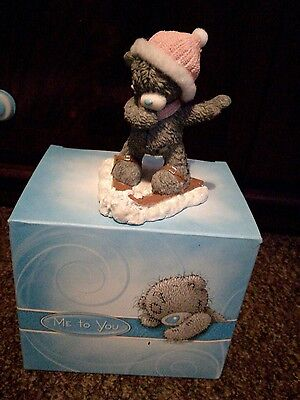 Boxed me to you figurine snow much fun 41210
