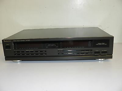 Technics SH-GE70 Stereo Graphik Equalizer