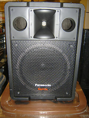 Ramsa/ Panasonic Speakers WSA-200 2 of 2