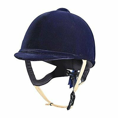 Caldene Tuta PAS015 Riding Hat -Navy - Size 56  - New