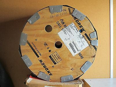 Andrew HL4RP-50 Heliax Plenum Rated Air Dielectric Coaxial Cable Roll of 500 Ft.
